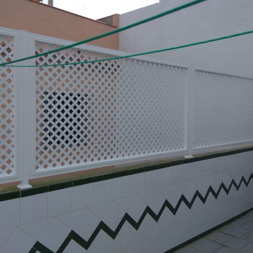 Hnos Cortes Ruiz - Carpintería de Aluminio, PVC y Cristal en Málaga, Fuengirola y Mijas. Celosias
