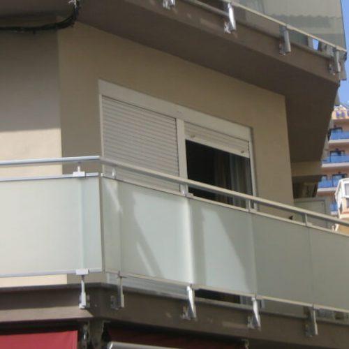 Hnos Cortes Ruiz - Carpintería de Aluminio, PVC y Cristal en Málaga, Fuengirola y Mijas. Barandillas